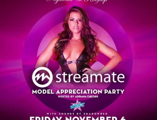 Streamate Party in Vegas!